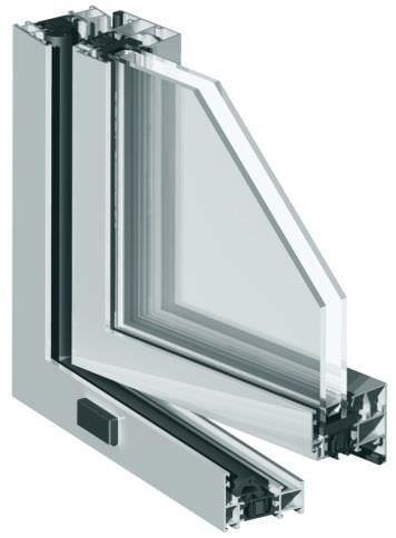 Cheap new windows doors curtain wall terminated project for Cheap double glazing
