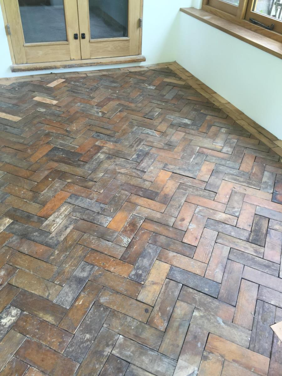 Reclaimed woodblock flooring leigh on sea ss9 buildtrade for Recycled wood flooring for sale